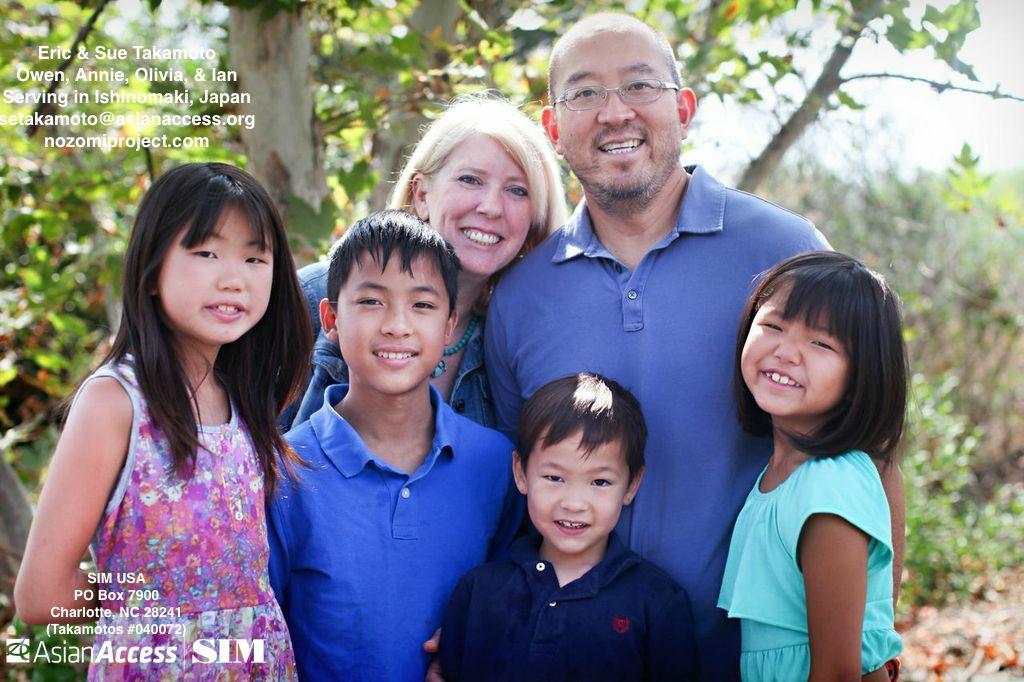 Takamoto family
